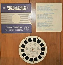 VIEWMASTER REELS - ST MORITZ SWITZERLAND 1948- VINTAGE  2017
