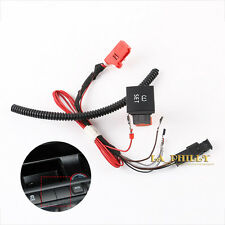 Tire Pressure Monitor Set Switch Button w. Cable For VW Golf GTI MK6 EOS Touran