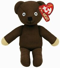 TY MR BEAN TEDDY BEAR SOFT PLUSH TOY 10 INCH (26CM) Naked Uk Seller