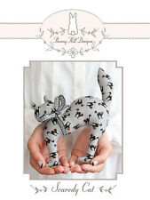 Pattern ~ SCARDY CAT ~ by Bunny Hill Designs