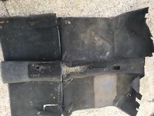 VAUXHALL CAVALIER MK2 CABRIO CONVERTABLE FLOOR FRONT AND REAR CARPETS