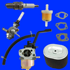 Tune Up Kit for 168F1 168F2 6.5hp Pressure Washer Air Fuel Filter Carburetor