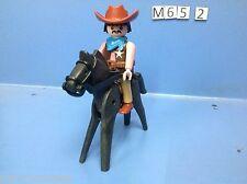 (M65.2) playmobil un shériff à cheval