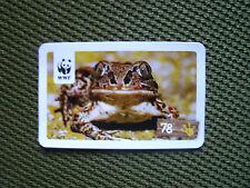 WWF REWE Sammelbild Nr.78 Knoblauchkröte-Amphibien NEU! Kostenloser Versand!
