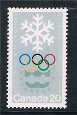 Canada 1976 Winter Olympics SG 832 MNH