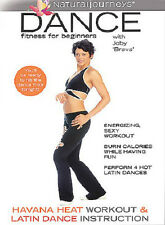 Dance Fitness for Beginners - Havana Heat Workout & Latin Dance with Joby  (DVD)