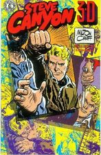 Steve Canyon 3-D # 1 (Milton Caniff) (USA)