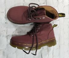 Dr. Doc Martens Bonny Chukka Boot Old Oxblood UNISEX SIZE 4 MENS 5 WOMEN'S
