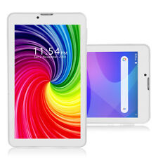 "2-in-1 Tablet PC + 4G Phone (Factory Unlocked) 7.0"" TouchScreen Android 9.0 WiFi"