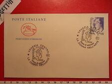 Busta F.D.C. 17.2.2004 Venezia LA DONNA NELL'ARTE CORTIGIANE