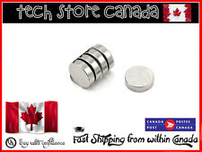 10 pcs 6x2mm Super Strong Round Magnet Neodymium Disc - Fast Canada Shipping