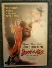 Born to Kill (DVD, 2005)