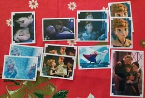 Disney Panini Frozen Lotto di Figurine Elsa