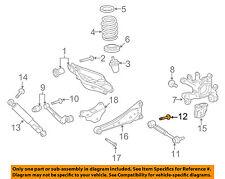 TOYOTA OEM Rear Suspension-Lower Arm Adjust Bolt 4840942030