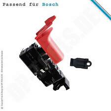 Switch for Bosch hammer GBH 2-26 DFR, GBH 2-26 DER 1617200532