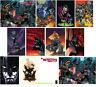 DETECTIVE COMICS #1000 MAIN & VARIANTS SET 12 ISSUES COVERS DC COMICS NM