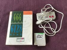 Amstrad 464 Plus / 6128 User Instructions and Joy-Pad