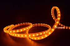 UL Listed,164 Feet,YELLOW,Dimmable,Super Bright 45000 Lumen 120V Flat LED Strip
