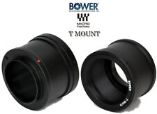B. T T2 mount lens to Micro 4/3 M4/3 FOR OLYMPUS PEN CAMERA E-P3 E-PL3 E-PM1