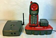 Craftsman Shop Phone 27413 900 Mhz with Base Station Pager Controller Interface