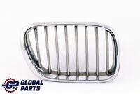 BMW Genuine X5 Series E53 Front Right Titan Grille O/S 8250052 8247674
