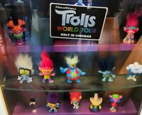 Trolls World Tour Movie  Mcdonalds Happy Meal Toy Figures 2020 UK New In Box
