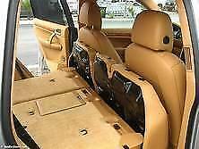 Porsche cayenne front seats