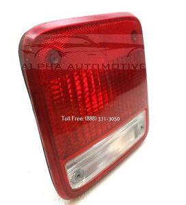 OEM 1985-1996 Chevrolet 10/20/30 GMC 1500/2500/3500 Van Right Tail Lamp Right