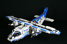 Lego Technic 42025 Frachtflugzeug 100% komplett  incl. BA & Power functions