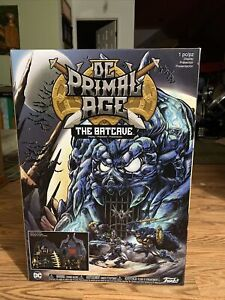 DC Primal Age the Batcave Funko brand new