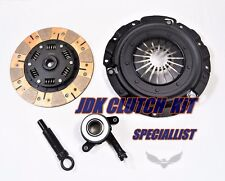 JDK 2009-2010 MITSUBISHI LANCER GTS 2.4L DUAL FRICTION HEAVY DUTY CLUTCH KIT N/T