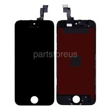 Black LCD Display Touch Screen Digitizer + Frame Assembly For Apple iPhone SE 5S
