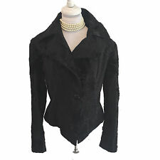 Sorbara for Neiman Marcus Genuine Persian Lamb Jacket in Black | M/L