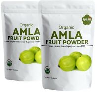 Amla Powder,USDA Organic,Amalaki,Indian Gooseberry 2lb Bulk  FreeFastShipping