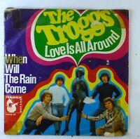 "7"" Single - The Troggs - Love Is All Around - S2830 - RAR - cleaned"