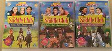 Le Selle CLUB - Série complète 2 - rare lot de GB région 2 DVD