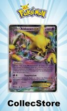 ☺ Carte Pokémon Alakazam EX 25/124 VF NEUVE - XY10 Impact des Destins