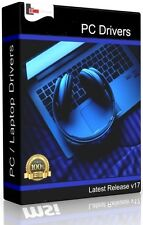 Windows PC Driver inc. Wifi / Network Drivers for XP/Vista/7/8.1 &10
