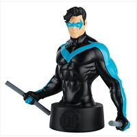 Eaglemoss DC Batman Universe Nightwing 5 Inch Bust NEW