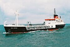 Shell Oil Tankers ship Set A 10 6x4 Colour Print Photos