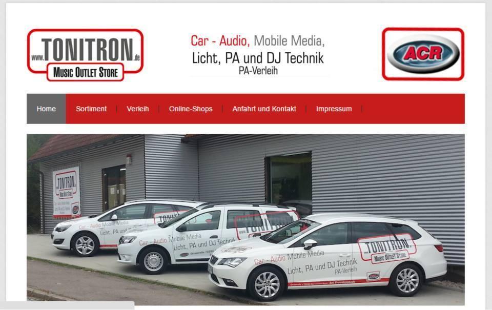 Tonitron-Shop