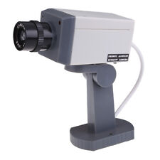 Fake Dummy CCTV Home Security Motion Detector Sensor Camera with Blinking LED