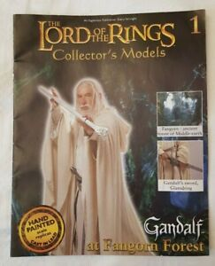 LORD OF THE RINGS FIGURES -  HAND PAINTED BY EAGLEMOSS NOS 1 - 141 plus specials