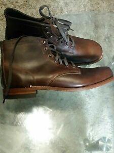 Wolverine 1000 mile evans boots size 13