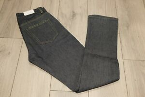 Our Legacy Raw Selvedge Denim Jeans Made in Italy BNWT 28 x 32