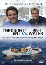 Through Hell and High Water DVD (2006) Ben Fogle cert E ***NEW*** Amazing Value
