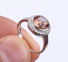 SULTAN CHANGING COLOR STONE .925 SOLID STERLING SILVER RING SIZE 7 #22716