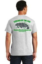 Manatee T-shirt, Manatee Meat Company - humorous, supports cancer patients