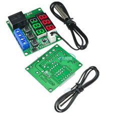 DC 12V W1209S Digital Dual LED Cycle Timing Delay Timer Relay Clock Controller