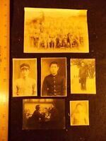 An Assortment of Six Korean War Era Military Photos, All Korean